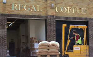 regal coffee wholesale
