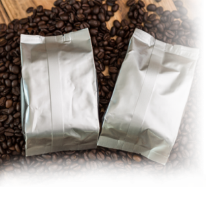 image of coffee packaging