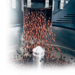 Image of regal coffee roasting